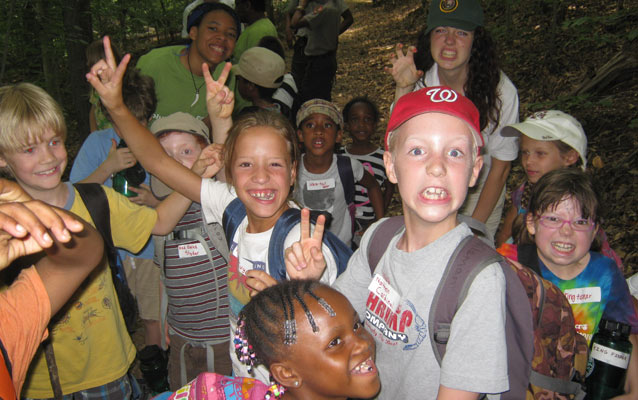 2012 Rock Creek Park Junior Rangers