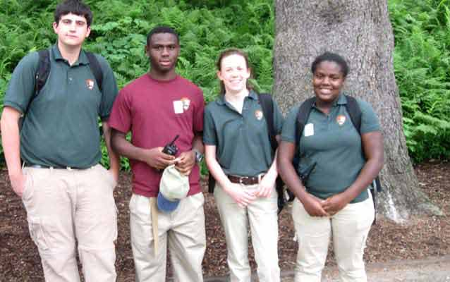 George Perkins Marsh interns