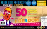 Atlanta Global Freedom Expo Flyer