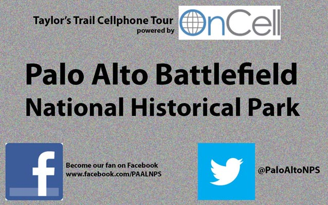 Palo Alto Battlefield's digital and social media