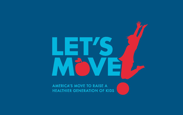 Let's Move! logo