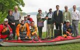 Vanderbilt NHS opens to paddlers on the Hudson River Greenway National Water Trail