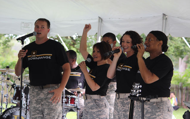U.S. Army Band, Pershing's Own,