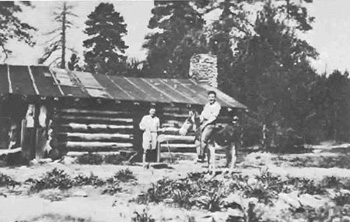 Forest Service employees (probably), circa 1909-1910