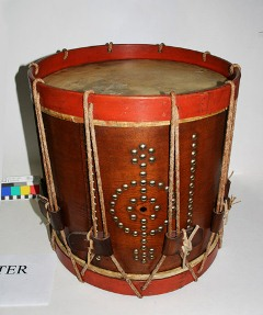 Drum from War of 1812