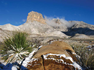 El Capitan, Guadalupe Mountains NP