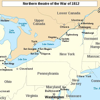 The Acquisition Of Canada This Year Will Be A Mere Matter Of - Map of northeastern us and canada