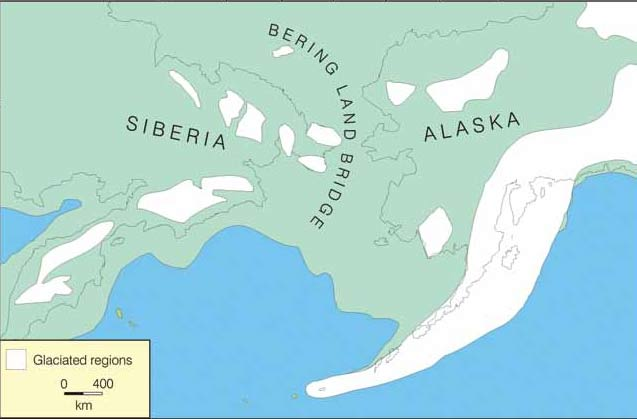 Where Is Siberia On A World Map.Beringia Lost World Of The Ice Age U S National Park Service