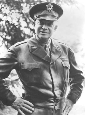 Image result for photos of allied supreme commander Eisenhower