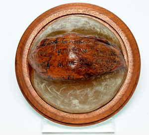 John F. Kennedy's Coconut shell