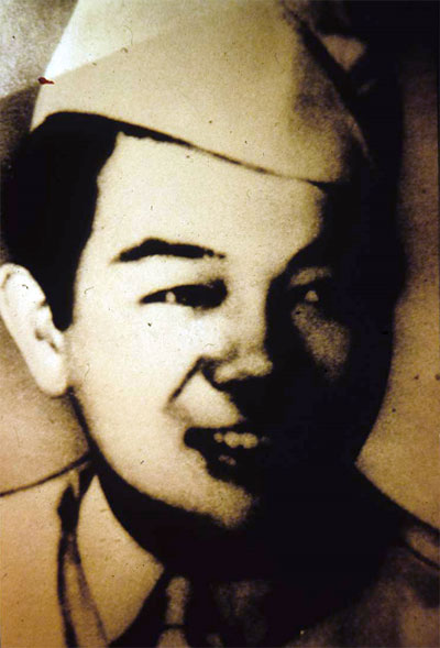 Private First Class Sadao Munemori died April 5, 1945