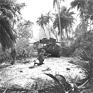 Guam in world war ii us national park service marines on guam gumiabroncs