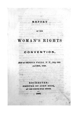 A printed cover of a report,