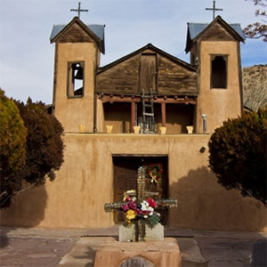 El Santuario de Chimayo, New Mexico, National Park Service