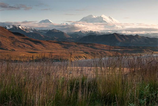Mt. McKinley Natl Park--Denali National Park and Preserve since 1980--created