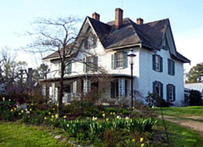 Edgewood Plantation home