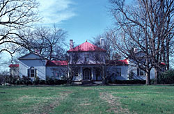 Battersea Plantation house