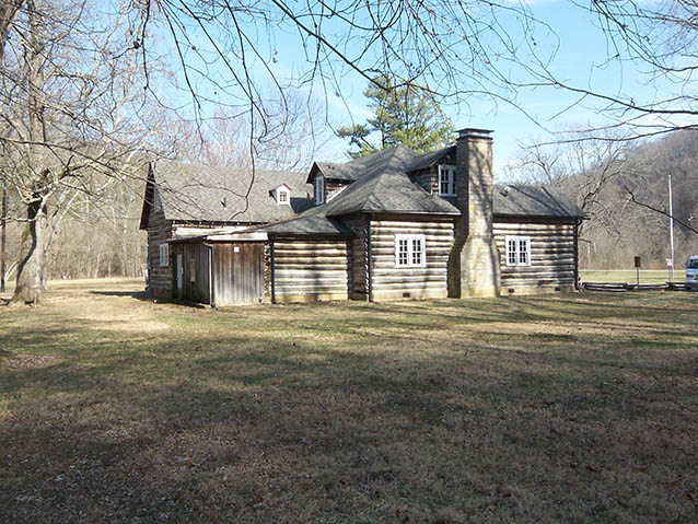 Lincoln Tavern at Knob Creek (NPS)