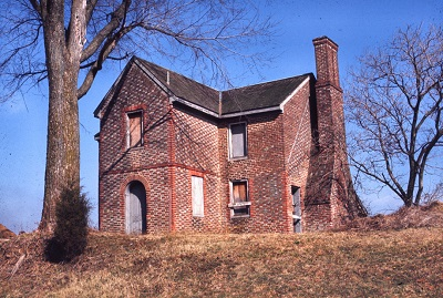 Matthew Jones House