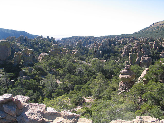 Chiricahua National Monument (NPS)