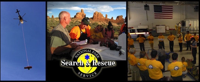 Missing Persons Search & Rescue