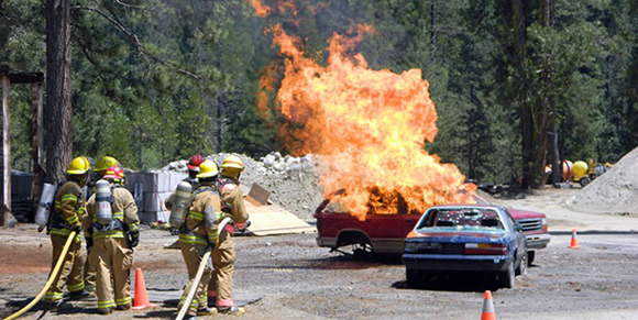 NPS Branch of Structural Fire and Yosemite National Park