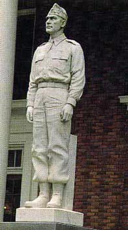 Statue of General William C. Lee