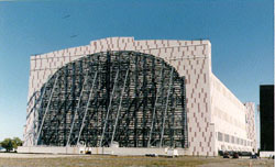 Hangar No. 1 Lakehurst Naval Air Station