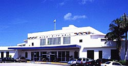 Pan American Terminal Building, now Miami City Hall