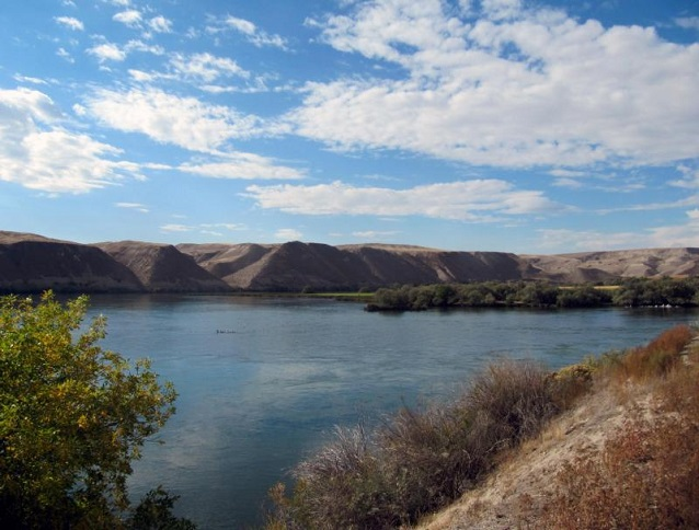 Snake River Overlook (Hagerman Fossil Beds National Monument)