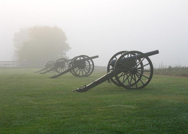 Cannons (Antietam National Battlefield)