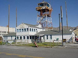 Operations Building, Wendover Air Force Base