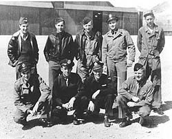 93rd Crew at Wendover Air Force Base