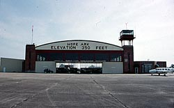 Hangar at Southwestern Proving Ground