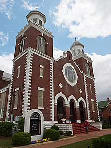 Selma's Brown Chapel African American Episcopal Church