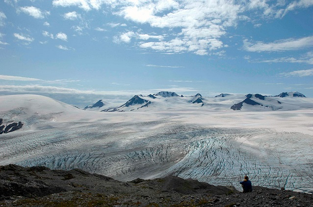 Harding Ice Field (Kenai Fjords National Park, Alaska)