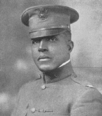 Colonel Charles Young, 1919