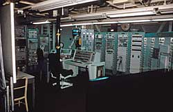 Level 2 of launch control center