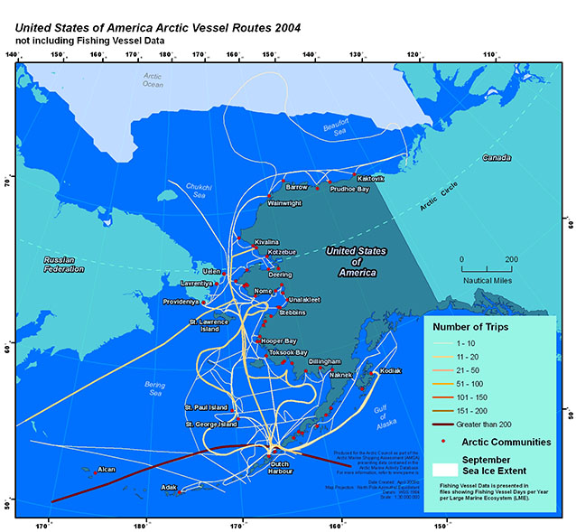 Promoting Spill Preparedness in Western Arctic Parks with the