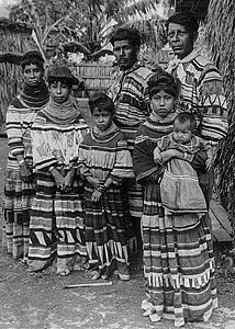 Seminole Indians in 1926