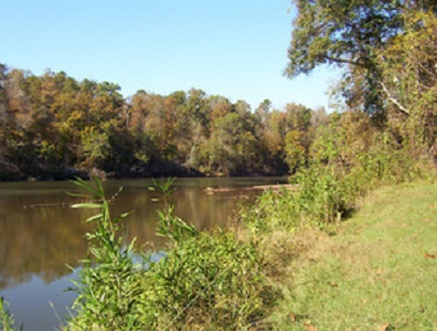 View of Tallapoosa River from Horseshoe Bend