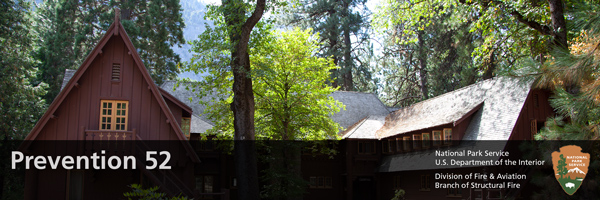The Ranger's Club. NPS employee housing in Yosemite Valley.