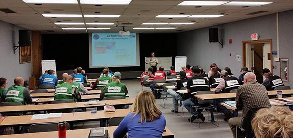 Training Fire Management Curriculum U S National Park