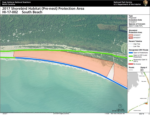 South Beach Prenest Area