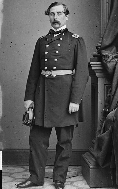 Photo of General Thomas Francis Meagher