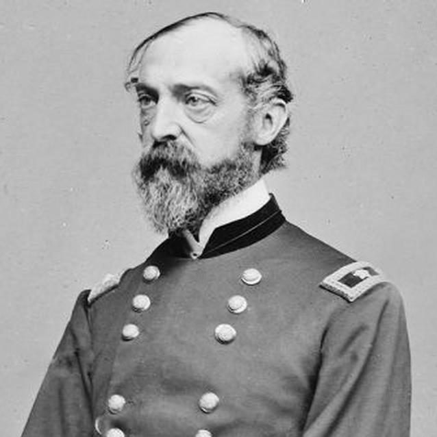 Photo of Union General George G. Meade