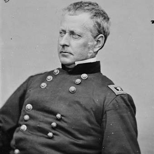 "Photograph of Union General ""Fighting"" Joe Hooker"