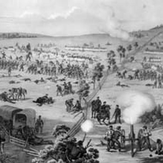 Sketch of the Battle of South Mountain