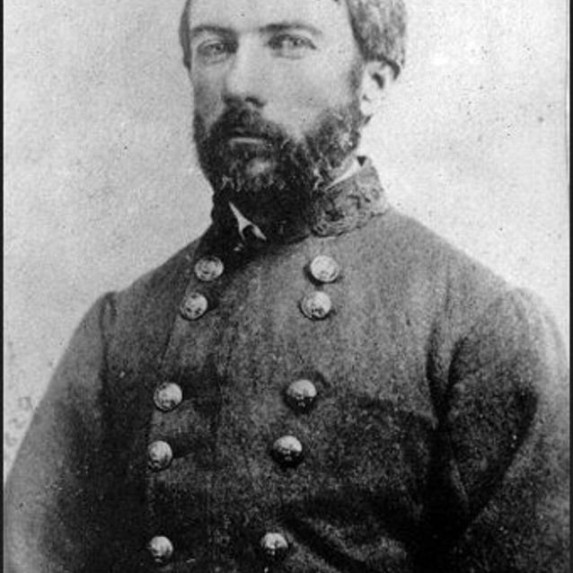 Photograph of General D. H. Hill