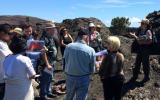 Learning about the Mauna Ulu eruption